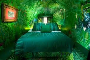 jungle themed room mac luxury trailer park in south africa