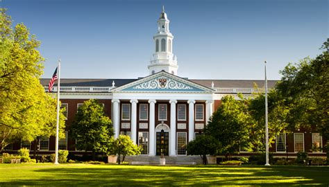 Electives Harvard Mba by Harvard Business School Robbreport Malaysia