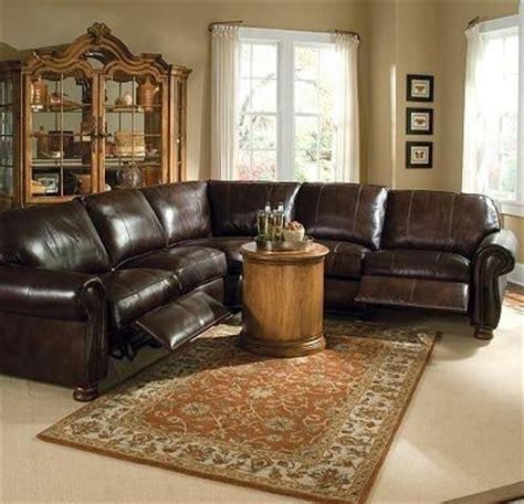 thomasville leather sectionals 17 best images about thomasville furniture on pinterest