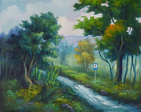 pz c paisajes pz c dibujos de paisajes