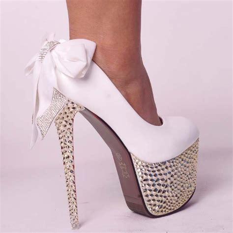high heels with diamonds 2014 fashion glitter rhinestone studded