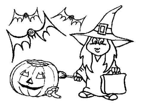 imagenes de brujas faciles para dibujar dibujos de brujas para colorear y pintar 174 chiquipedia