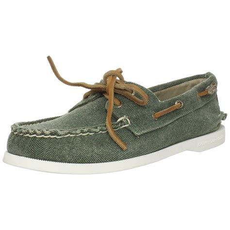 sperry top sider sperry topsider womens ao canvas boat
