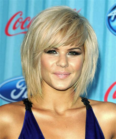 kimberly caldwell hair back view the layered razor cut bob for short hair hairstyle gallery