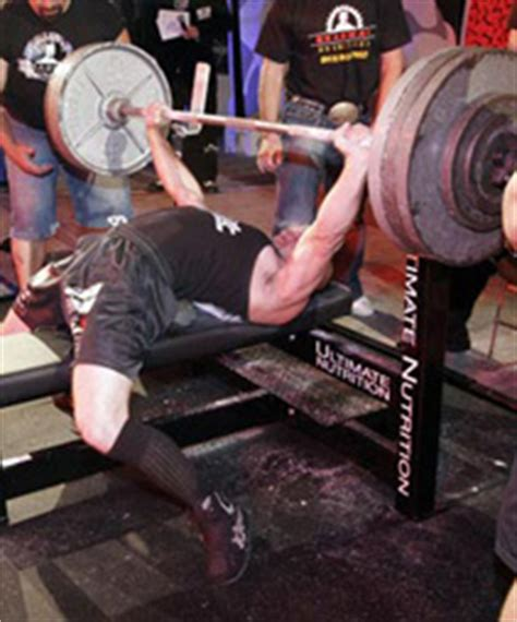 rick weil bench press bench press routine