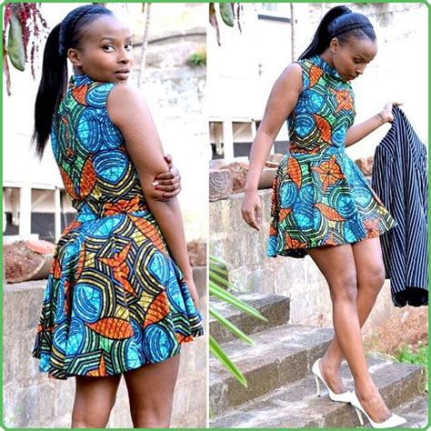 latest dressing styles for ladies pin by binta punter on african print outfits pinterest