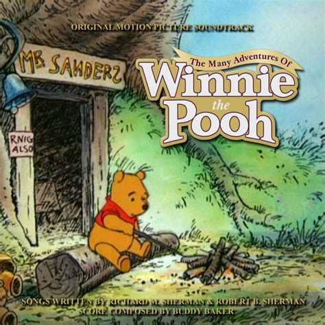 Celana Dalam Winnie The Pooh Cd Winnie The Pooh 18208 the many adventures of winnie the pooh ver 3 by
