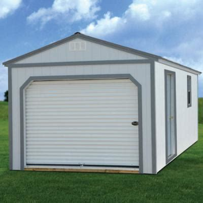 Garage Portable Buildings by Portable Garage Overholt Metal Sales