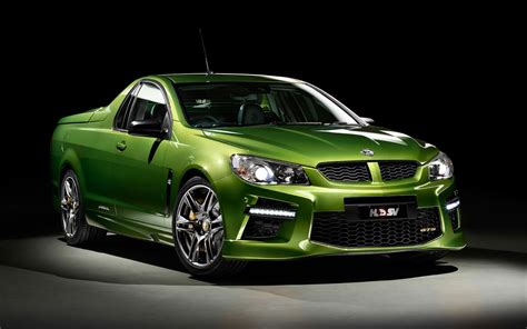 vauxhall maloo hsv gts maloo on sale in australia arrives november