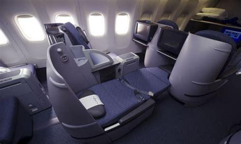 widest business class seats    leg room aloft