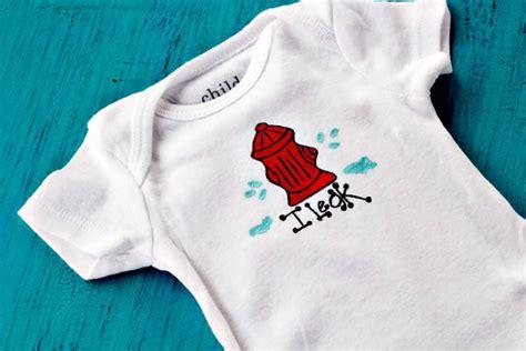 Diy Onesie Baby Shower by Diy Baby Onesies
