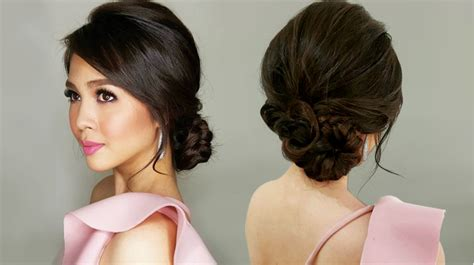 hairstyle ph 10 beautiful hairstyles for bridesmaids cosmo ph