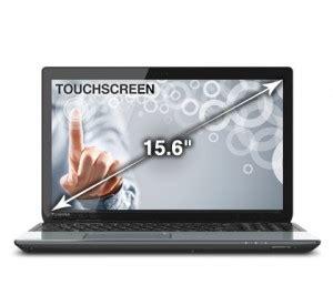 et deals: toshiba s55dt 15.6 inch quad core touch laptop