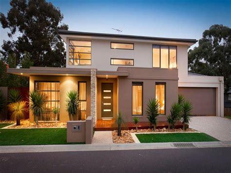 fachadas de casas peque as bonitas fachadas de casas modernas peque as dise o ideas