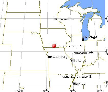 Garden Grove Iowa Map Garden Grove Iowa Ia 50103 Profile Population Maps