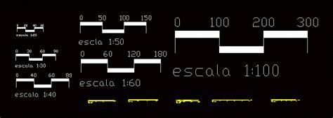 graphic scales  dwg block  autocad designs cad