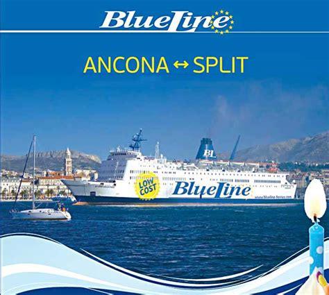 ancona ferry blue line ferries from ancona to split croatia ferries