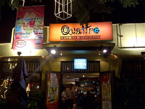 top bars in quezon city quattro bar grill restaurant bar pinoy town hall