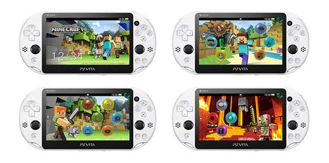 themes psp minecraft ps vita minecraft special edition bundle announced for