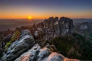 Schrammsteine saxon switzerland national park nikon d800 16 35mm f4
