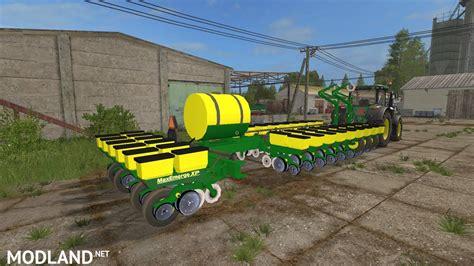 deere 7200 planter deere 7200 24 row planter v 1 0 0 1 mod farming