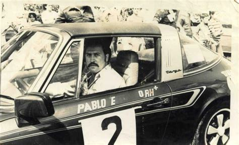 Pablo Escobar Porsche by Otra Mirada Sobre Pablo Escobar Cineasta Uruguayo Rod 243