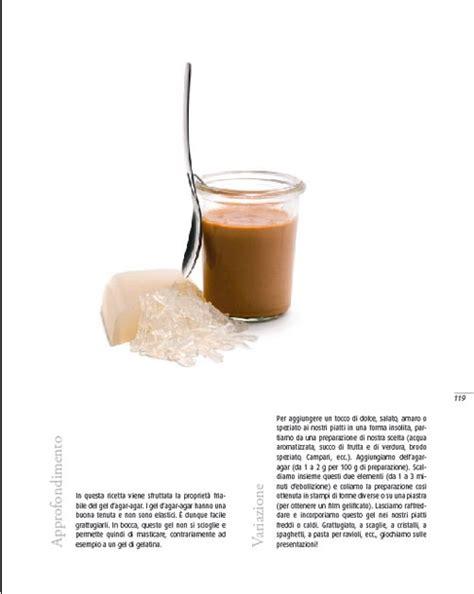manuali di cucina manuale di cucina molecolare 20 tecniche per comprendere