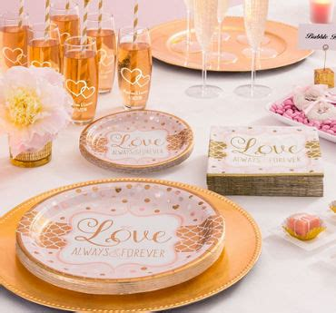 theme bridal shower plates and napkins bridal shower themes tableware supplies city