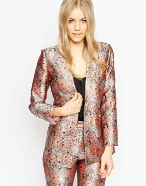 A7132 Blouse Premium Zara Crop s blazers suit jackets blazers asos