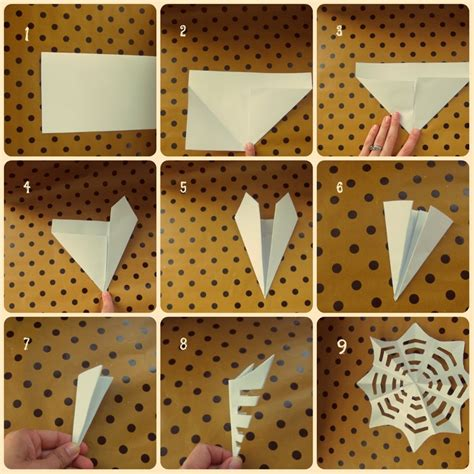 How To Make Spider Webs Out Of Paper - how to make spider webs out of paper 28 images
