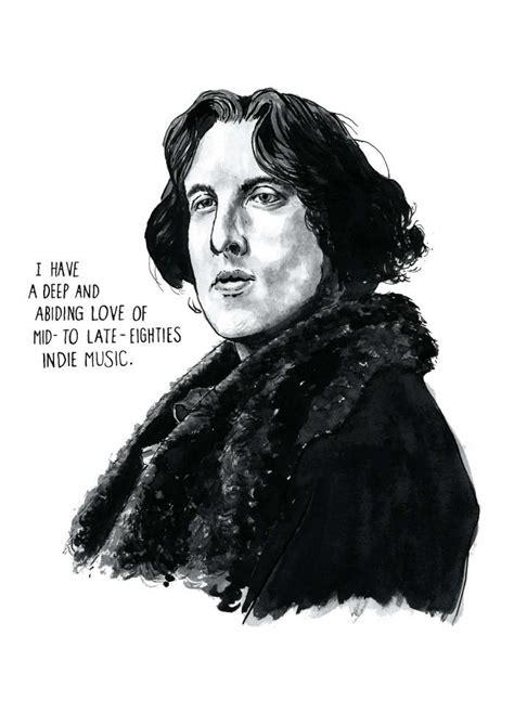 Oscar Wilde Oscar Wilde Portrait Poster Print As Seen On Hbo S