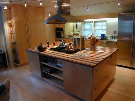 kitchen island exhaust hoods how to choose a ventilation hgtv throughout kitchen