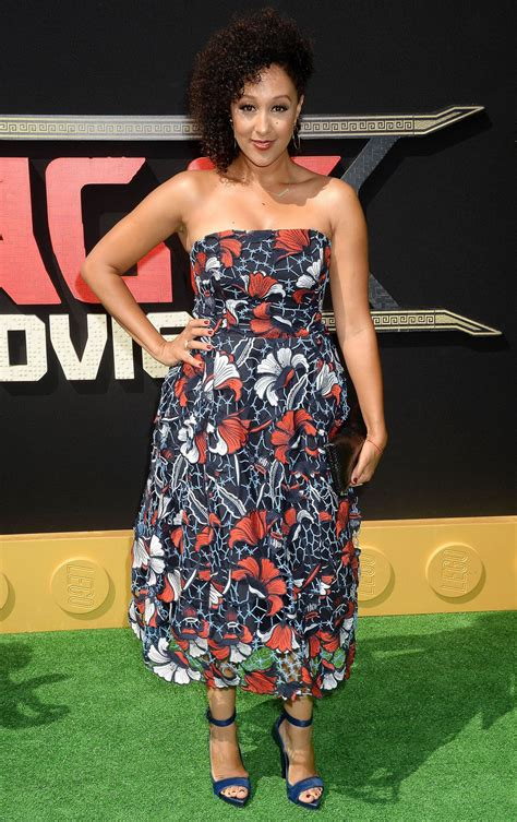 The Premiere by Tamera Mowry At The Lego Ninjago Premiere Los