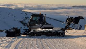 Australian alpine oversnow equipment prinoth