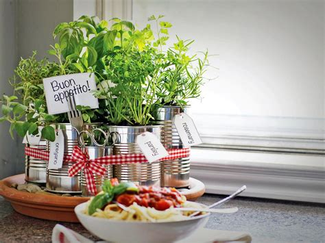 kitchen herb garden grow your own kitchen countertop herb garden hgtv