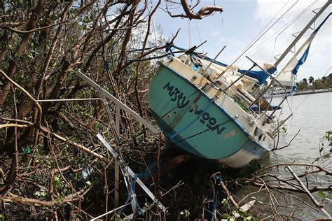 boats after hurricane photos of the damage left by hurricane irma in florida