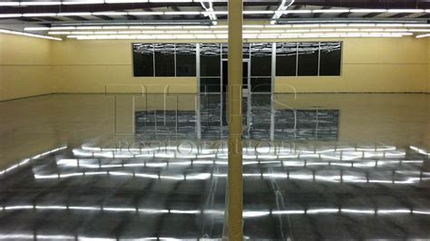 Titus HP²?   High Polished Concrete Floors System