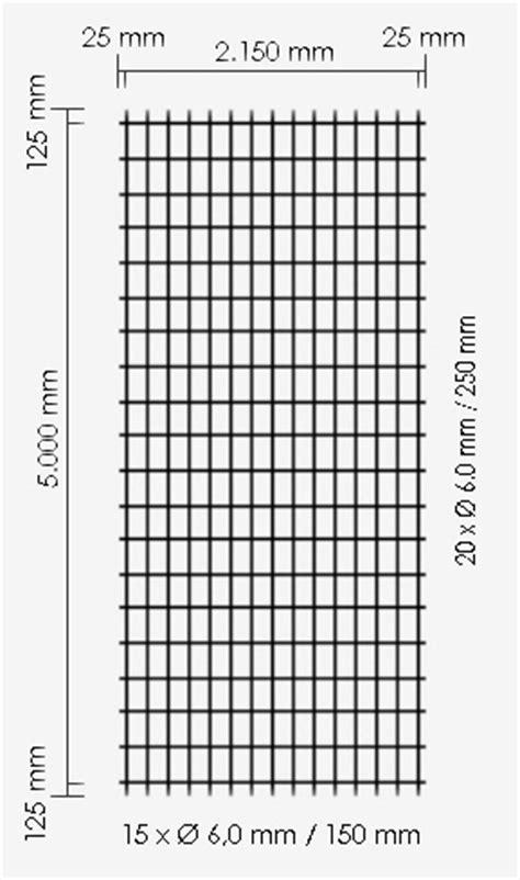 q matte 188 betonstahl lagermatte r188a
