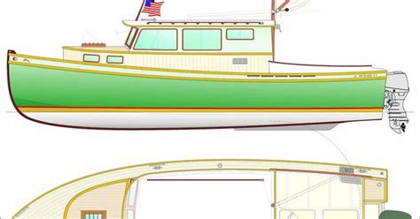 sport fishing boat building plans sport fishing boat plan boat building pinterest