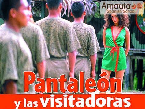 pantaleon y las visitadoras pantale 243 n y las visitadoras amauta spanish