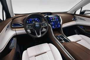 Subaru Concept Subaru Ascent Concept Previews Upcoming Three Row