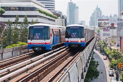 Bangkok Maxy bts skytrain