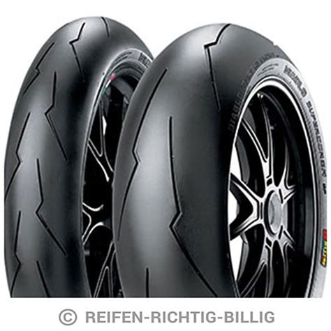 Motorradreifen Pirelli by Pirelli Motorradreifen 120 70 Zr17 58w Diablo Supercorsa