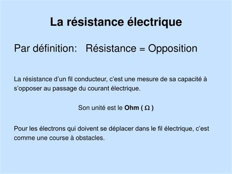 resistors definition and uses resistor definition ppt 28 images n 2 3 series and parallel circuits ppt resistors in