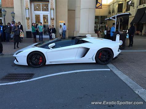 Carolina Lamborghini Lamborghini Aventador Spotted In Carolina