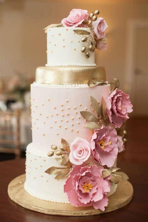 hochzeitstorte pink 28 inspirational pink wedding cake ideas