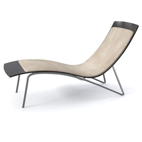 modern chaise lounges chaise lounge modern 3d max