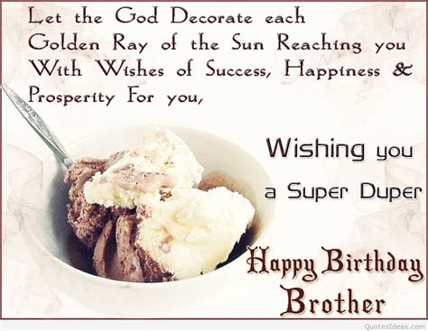 Happy Birthday Quote For Happy Birthday My Brothers With Wallpapers Images Hd Top