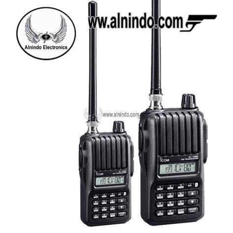 Ht Radio Icom V80 Vhp ht icom v80 distributor handy talky jual murah