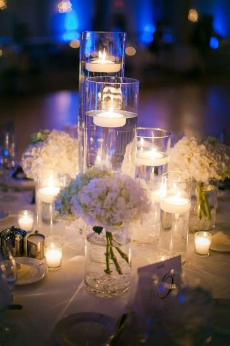 wedding centrepieces with floating candles 20 impossibly floating wedding centerpieces
